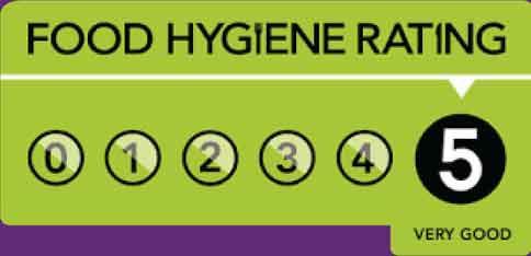 Viva Blackpool Food Hygiene Rating - 5