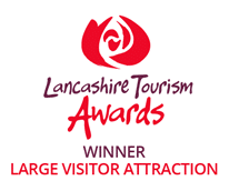 Lancashire Tourism Awards 2017 Winner - Large Visitor Attraction