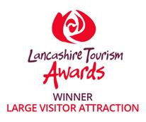 Lancashire Tourism Awards 2017 Winner - Large Visitor Attraction