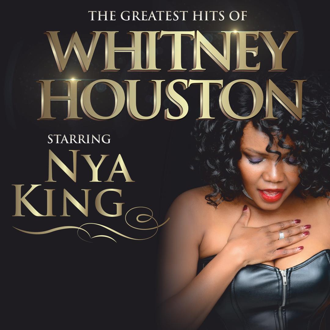 The Whitney Houston Experience – starring Nya King thumb