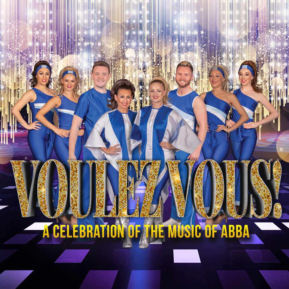 Viva Voulez-Vous! A celebration of the music of ABBA thumb