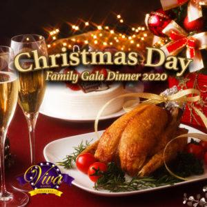 Christmas Day 2021 Dinner