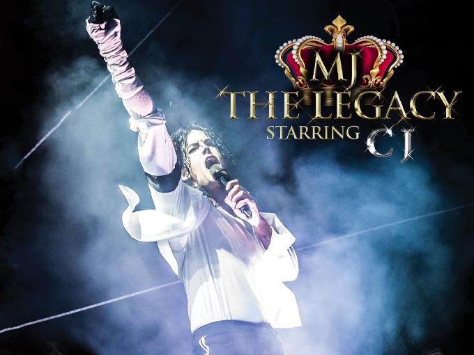Michael Jackson The Legacy – Starring CJ thumb