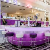 Viva Vegas American Diner in Blackpool - Great places to eat in Blackpool