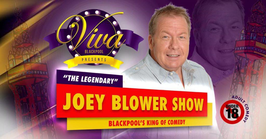 Blackpool's King of Comedy - Joey Blower