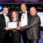 Blackpool Civic Trust award for Viva Diner