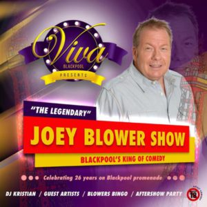 Joey Blower Poster Image