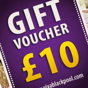 Gift Voucher - Viva Blackpool