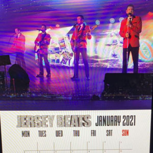 Jersey Beats Calendar