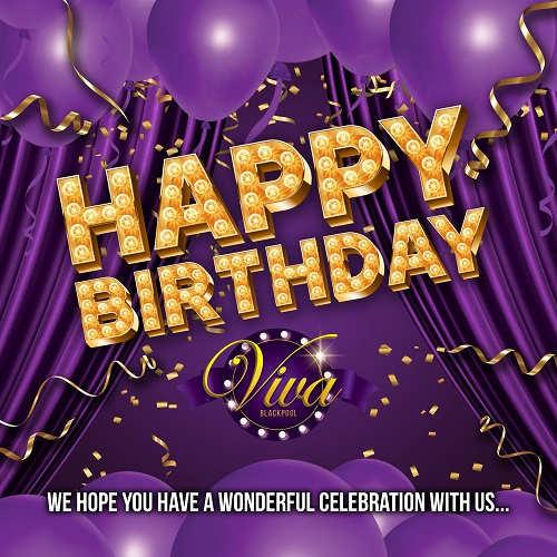 Viva Happy Birthday!